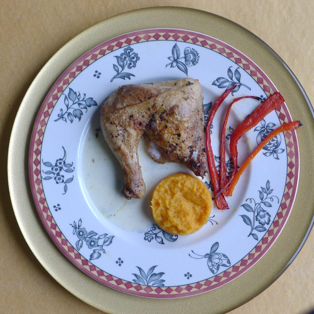 pouletalacreme