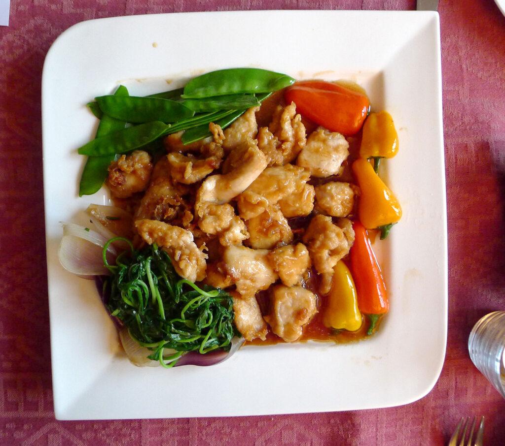 Genral Tso Chicken