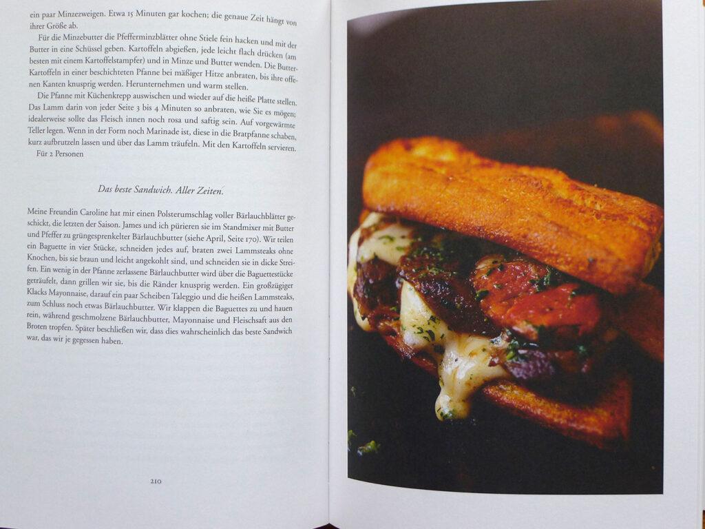Nigel Slater Sandwich