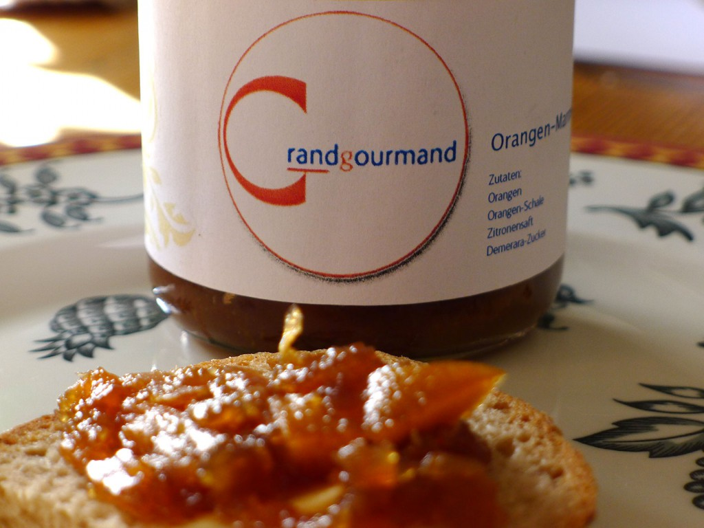 "Grandgourmand: ""River Cottage"" Orangen-Marmelade"