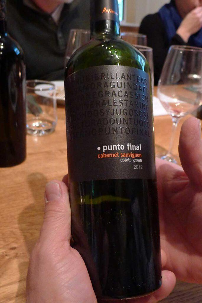 Weinprobe bei Guntram Fahrner