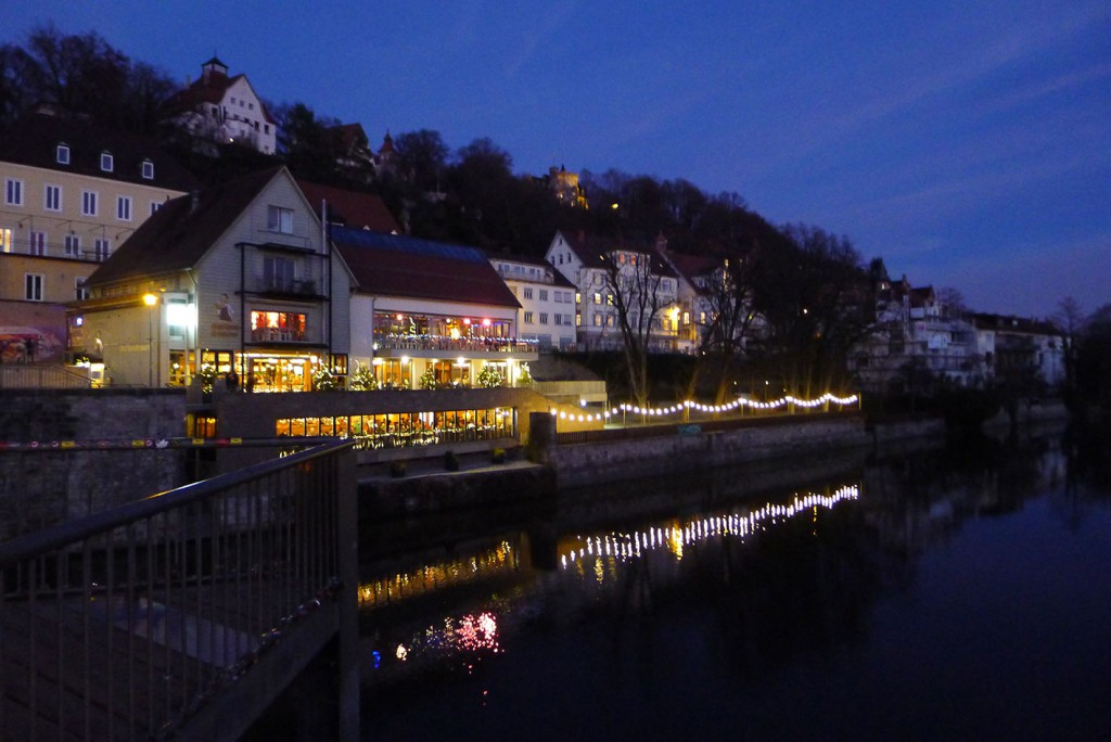 Tübingen by Night