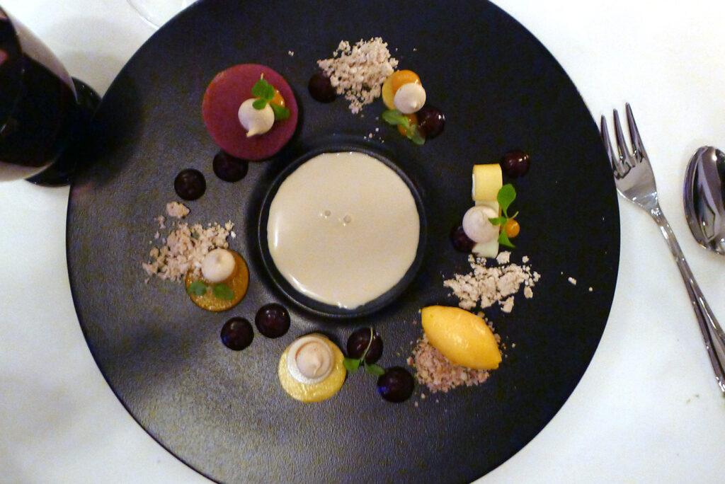 Sven Hemman, Kesselhaus, Dessert