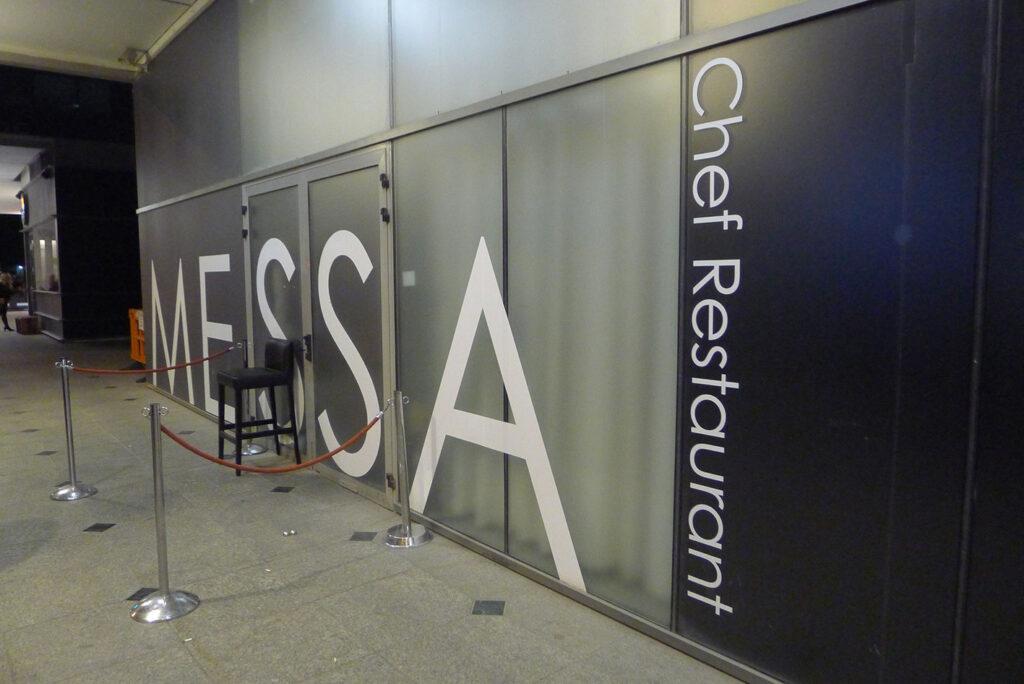 Messa, Chef Restaurant