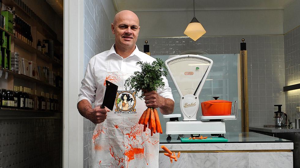 Vegetarian Butcher, Jaap Korteweg