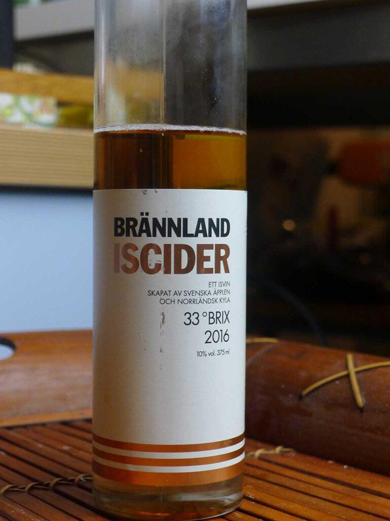 Brännland ISCIDER 33°Brix