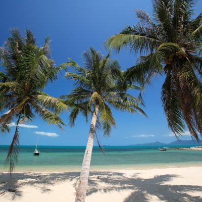 Ban Tai Beach at Pha-Ngan Island, Surat Thani