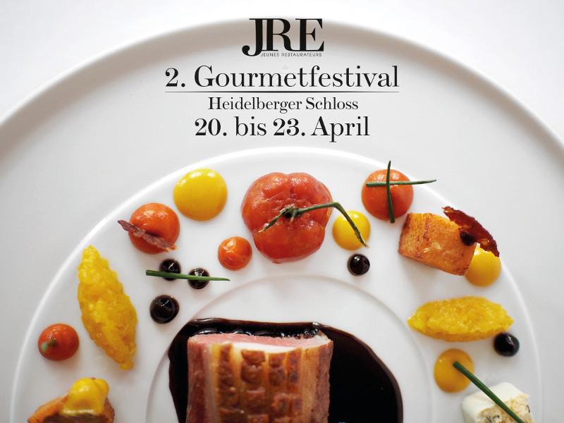 2. Gourmetfestival im Heidelberger Schloss