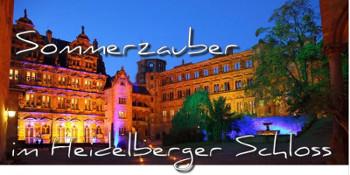 [:de]Sommerzauber im romantischen Schlosshof[:] @ Scharffs Schlossweinstube | Heidelberg | Baden-Württemberg | Deutschland