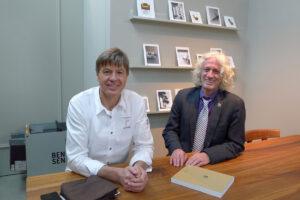 Mathias Guthmann im Interview mit Joachim Wissler
